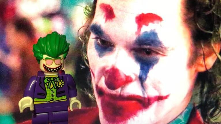 🎬 Joaquin Phoenix dans le rôle du Joker : l'avis du Tarot Lego 🤡