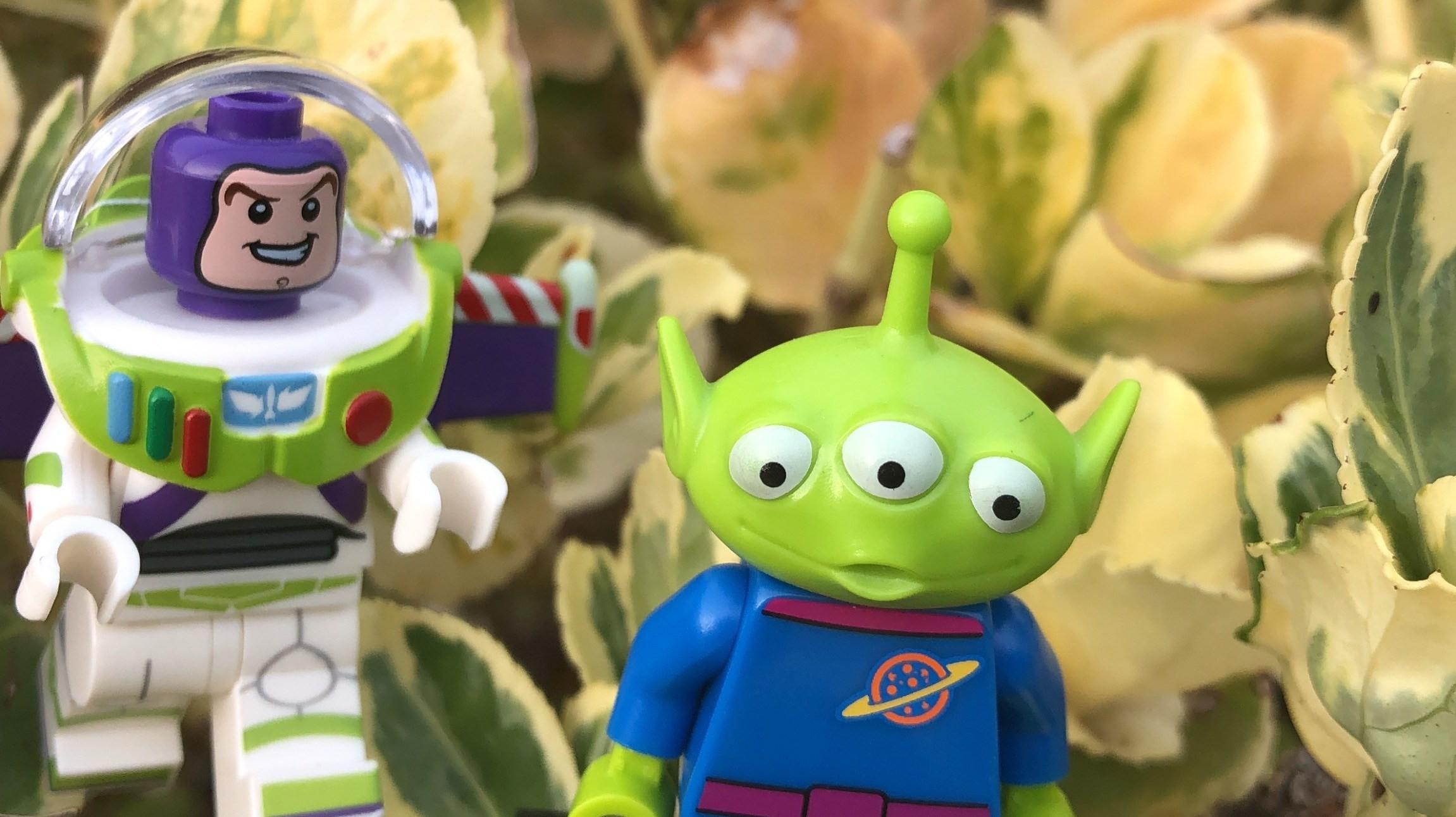 👽 Les extraterrestres existent-ils ? Thèse selon le Tarot Lego 🛸