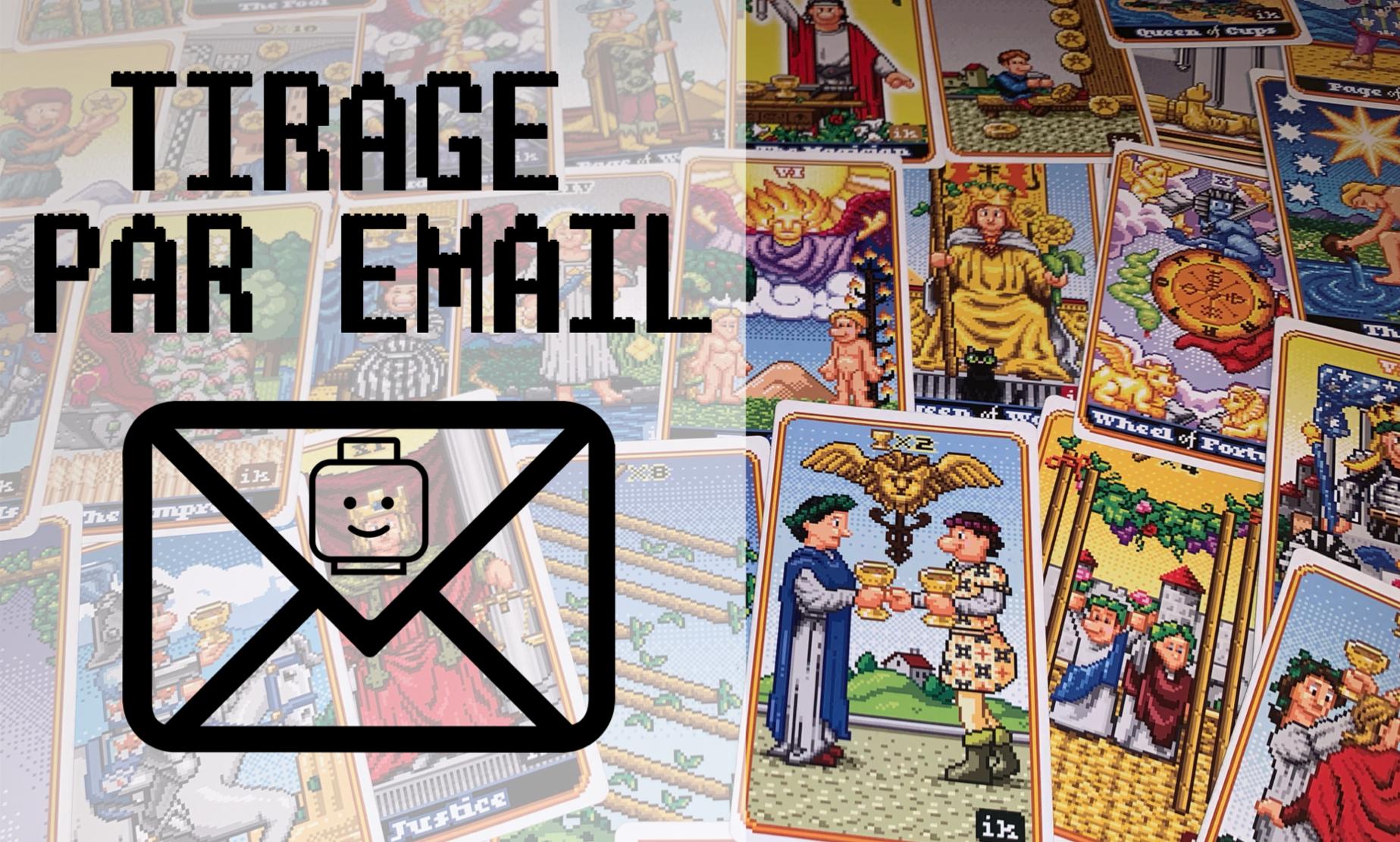 tirage tarot par email