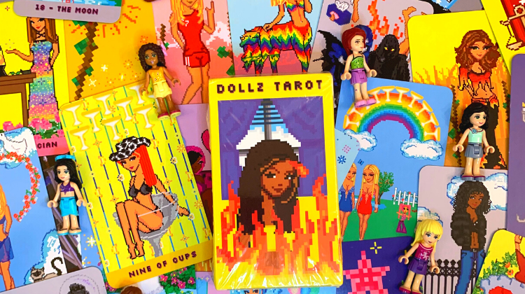 🌟👭 DOLLZ TAROT 👭🌟 Interview your deck 🎤