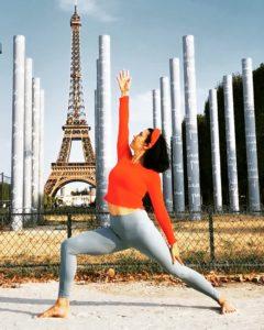 Tarot Yoga Challenge