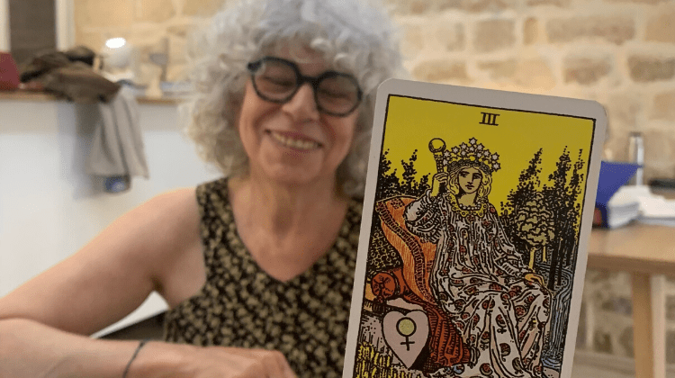 🧠🇦🇷 SILVIA 🇦🇷🧠 TAROT READER INTERVIEW