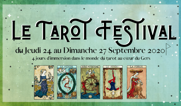 Tarot Festival 2020 : the place to be