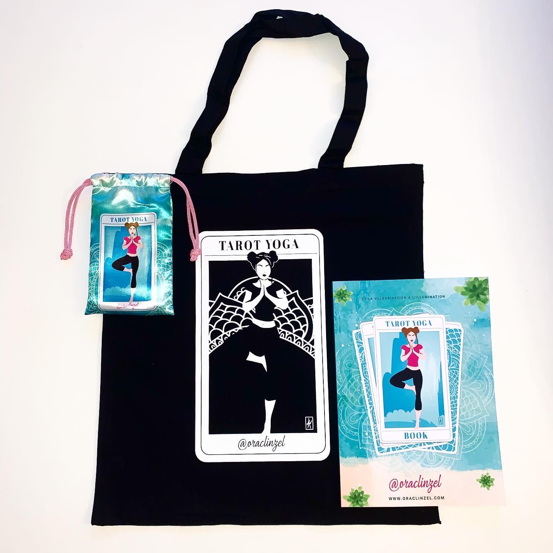 Pack Tarot Yoga Book