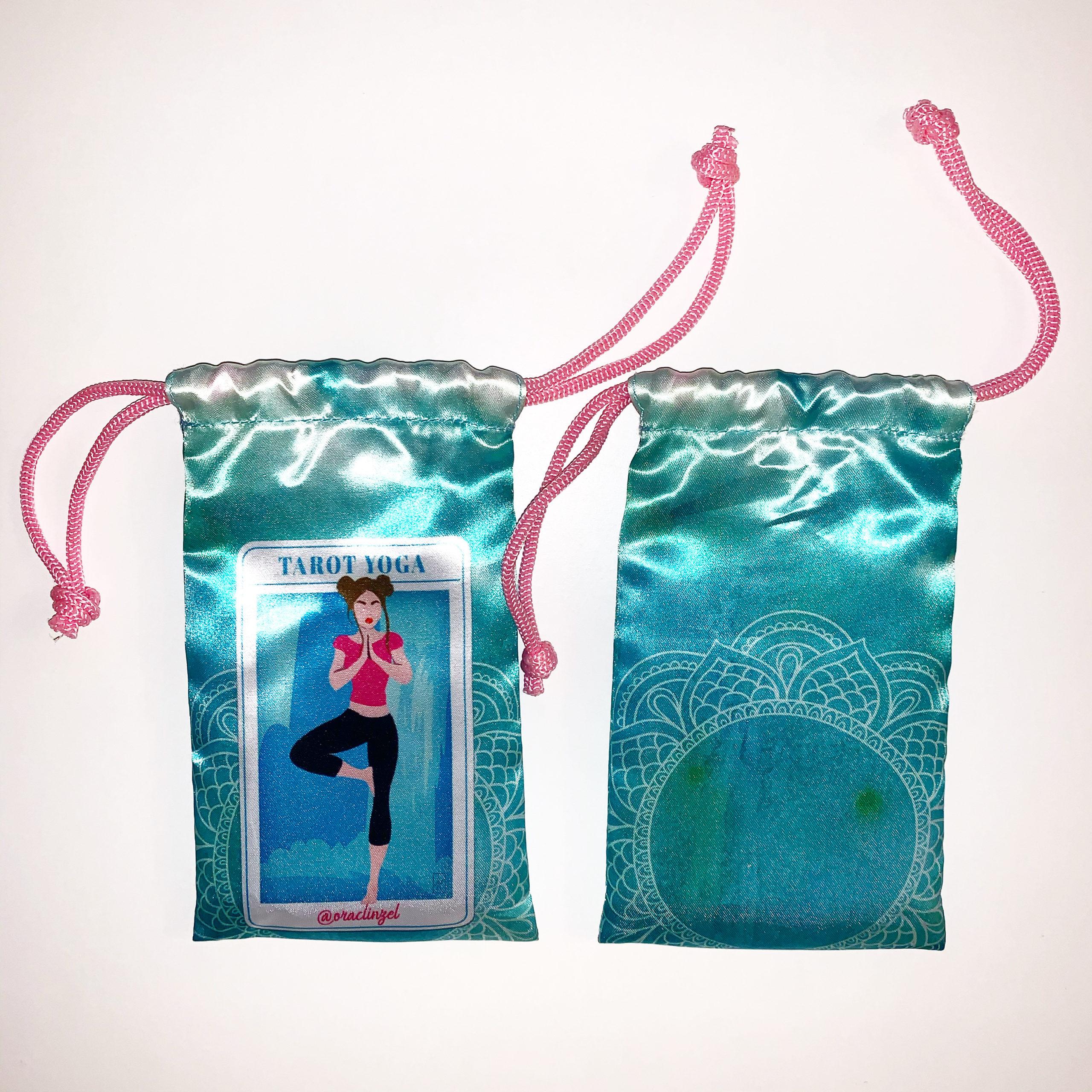 Pochette Tarot Yoga