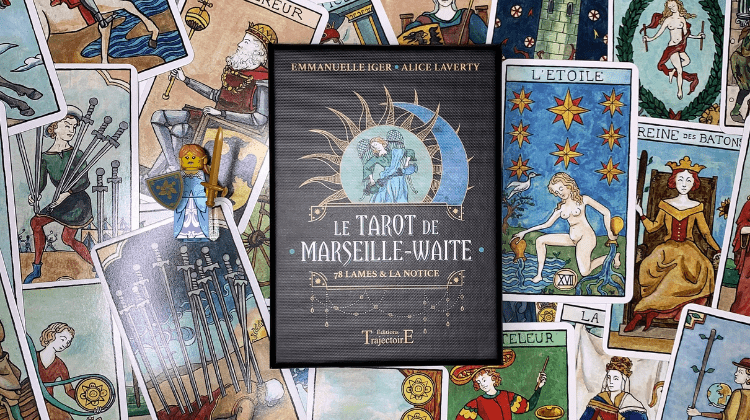 🛡TAROT DE MARSEILLE WAITE🛡 Interview your deck 🎤