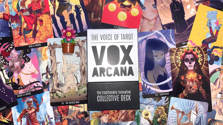 🎹🎸 VOX ARCANA TAROT 🎸🎹 Interview your deck 🎤