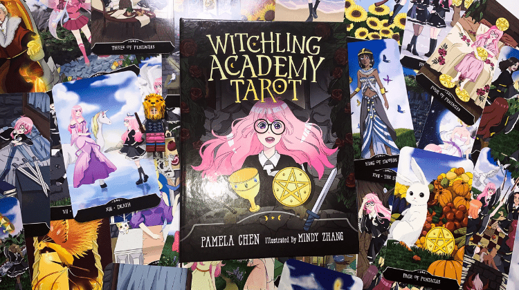 💖🧙♀️WITCHLING ACADEMY TAROT 🧙♀️💖 Interview your deck 🎤